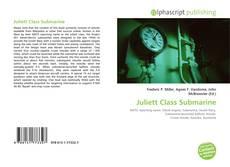 Borítókép a  Juliett Class Submarine - hoz
