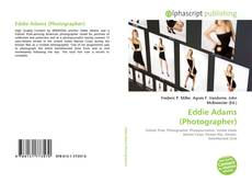 Bookcover of Eddie Adams (Photographer)