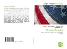Bookcover of Disney's America