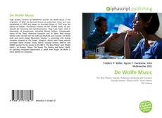 De Wolfe Music kitap kapağı