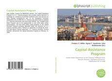 Bookcover of Capital Assistance Program