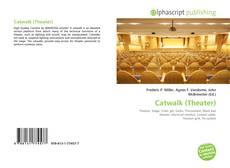 Catwalk (Theater) kitap kapağı