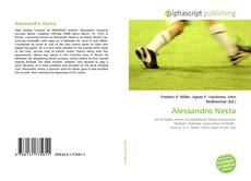 Capa do livro de Alessandro Nesta