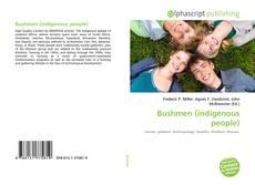 Portada del libro de Bushmen (indigenous people)