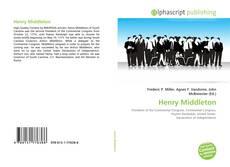 Borítókép a  Henry Middleton - hoz
