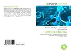 Borítókép a  Elimination Reaction - hoz