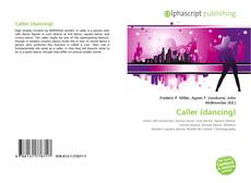 Capa do livro de Caller (dancing)