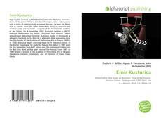 Portada del libro de Emir Kusturica