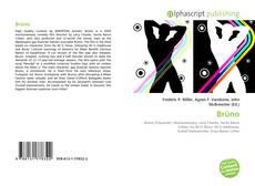 Brüno kitap kapağı