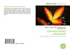 Bookcover of Calamites (extinct arborescent)