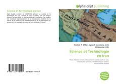 Couverture de Science et Technologie en Iran