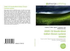 Portada del libro de 2009–10 South-West Indian Ocean cyclone season