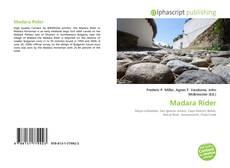 Madara Rider的封面