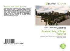 Bookcover of Brooman Point Village, Nunavut