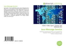 Bookcover of Java Message Service