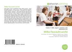 Bookcover of Milko Foucault-Larche