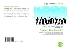 Bookcover of Shaman King Episodes