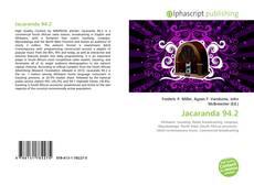 Bookcover of Jacaranda 94.2