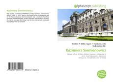 Buchcover von Kazimierz Siemienowicz