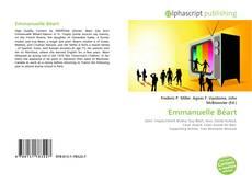 Portada del libro de Emmanuelle Béart