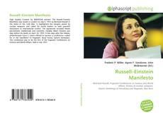 Bookcover of Russell–Einstein Manifesto