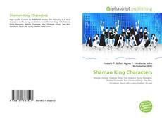 Borítókép a  Shaman King Characters - hoz