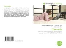 Bookcover of Client-side