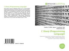 Bookcover of C Sharp (Programming Language)