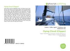 Bookcover of Flying Cloud (Clipper)