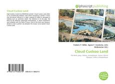 Bookcover of Cloud Cuckoo Land