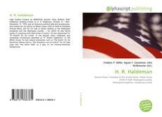 Bookcover of H. R. Haldeman