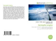 Couverture de Aerospike engine