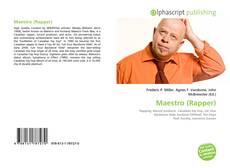 Maestro (Rapper)的封面