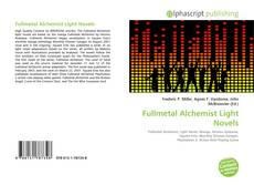 Fullmetal Alchemist Light Novels的封面