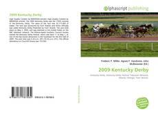 Borítókép a  2009 Kentucky Derby - hoz