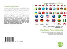 Borítókép a  Couleurs Panafricaines - hoz