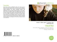 Capa do livro de Cloud Rat