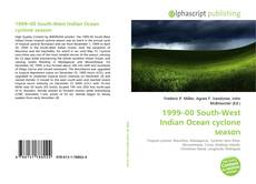 Bookcover of 1999–00 South-West Indian Ocean cyclone season