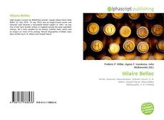 Couverture de Hilaire Belloc