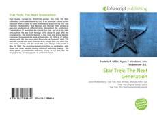 Copertina di Star Trek: The Next Generation