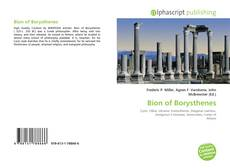 Bookcover of Bion of Borysthenes