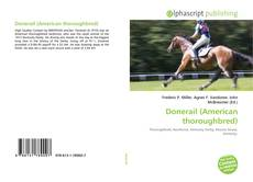 Capa do livro de Donerail (American  thoroughbred)