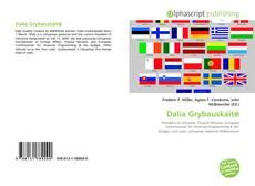 Portada del libro de Dalia Grybauskaitė