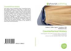 Capa do livro de Counterfactual History