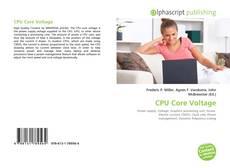 Capa do livro de CPU Core Voltage