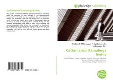 Bookcover of Cattamanchi Ramalinga Reddy