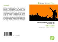 Bookcover of Timbaland