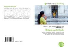 Bookcover of Religions de l'Inde