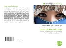 Bookcover of Darul Uloom Deoband