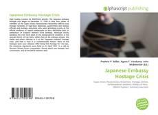 Japanese Embassy Hostage Crisis kitap kapağı
